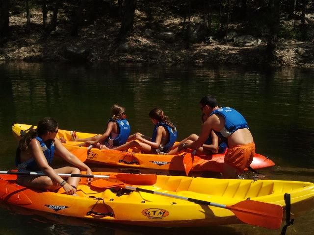 Activities in Peñalara National Park - Canoe