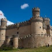 The Manzanares el Real New Castle