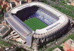 Visit Santiago Bernabeu Stadium