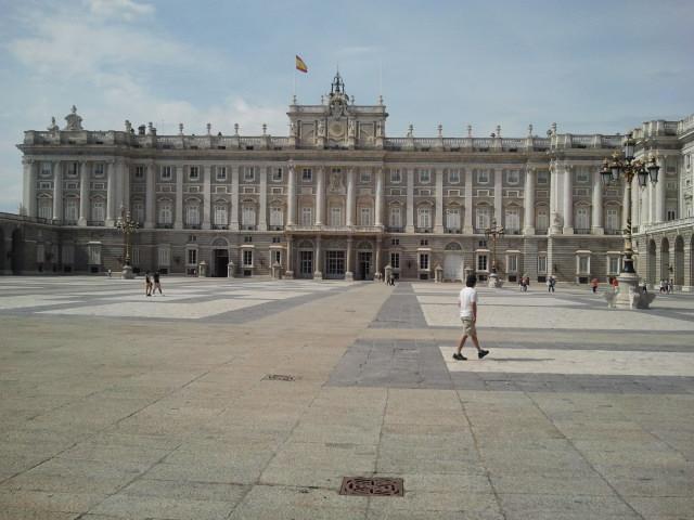 Gymkhana for Madrid