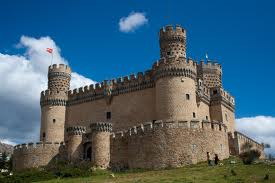 The Manzanares el Real New Castle