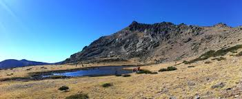 Peñalara Lagoon